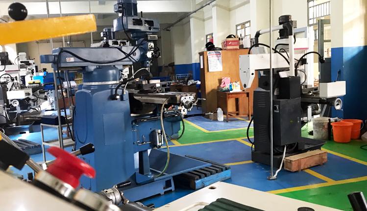 mesin milling smk