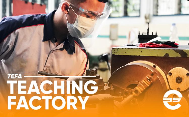 teaching factory (tefa)