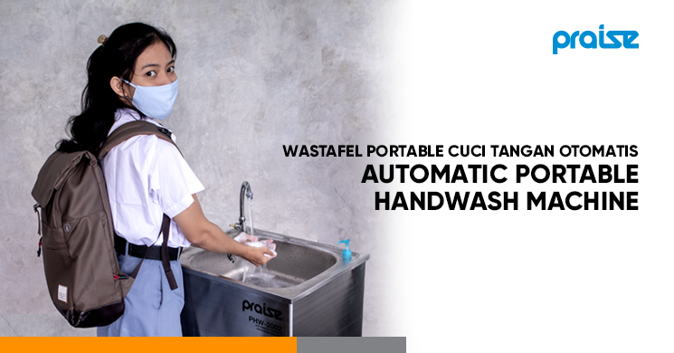 wastafel cuci tangan sekolah